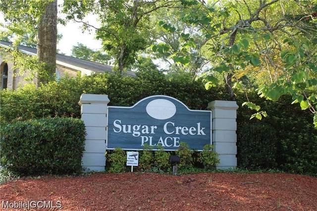 0 Sugar Creek Place #15, Mobile, AL 36695 (MLS #652410) :: Mobile Bay Realty