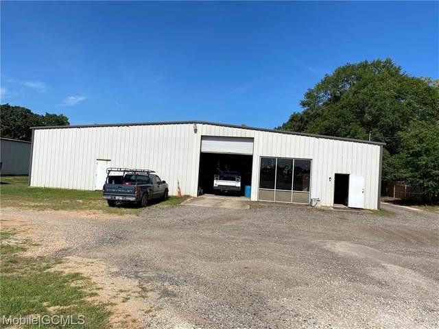2540 Leroy Stevens Road, Mobile, AL 36695 (MLS #652592) :: JWRE Powered by JPAR Coast & County