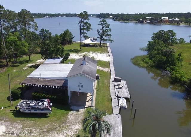 16467 Bon Bay Drive, Gulf Shores, AL 36542 (MLS #652691) :: Mobile Bay Realty