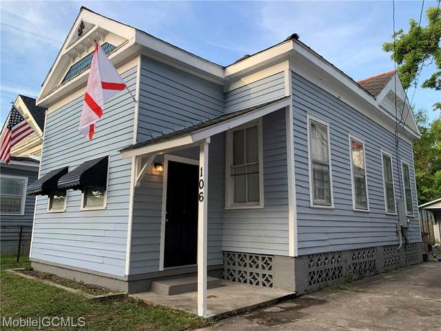 106 Pine Street, Mobile, AL 36604 (MLS #652721) :: Elite Real Estate Solutions