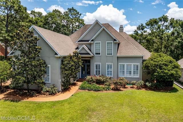 124 Clubhouse Drive, Fairhope, AL 36532 (MLS #652725) :: JWRE Powered by JPAR Coast & County