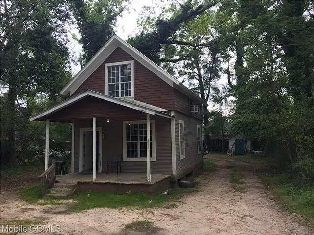 7855 Blackburn Avenue, Citronelle, AL 36522 (MLS #652766) :: Elite Real Estate Solutions