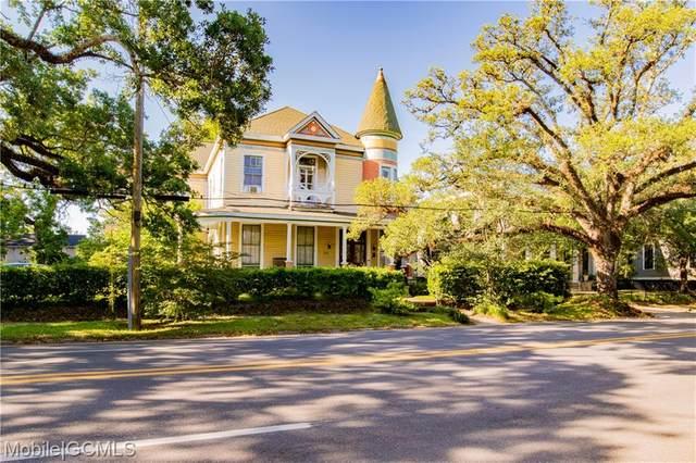 1154 Dauphin Street, Mobile, AL 36604 (MLS #652788) :: Elite Real Estate Solutions