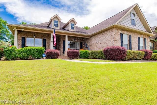 7215 Pierson Drive, Mobile, AL 36619 (MLS #652805) :: Elite Real Estate Solutions