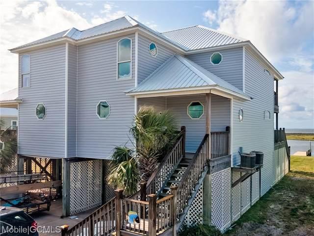 1806 Cadillac Avenue A, Dauphin Island, AL 36528 (MLS #652845) :: Berkshire Hathaway HomeServices - Cooper & Co. Inc., REALTORS®