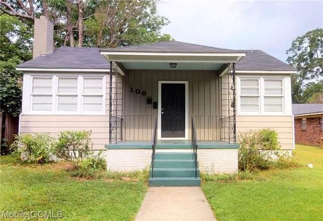 106 Crenshaw Street, Mobile, AL 36606 (MLS #652898) :: JWRE Powered by JPAR Coast & County