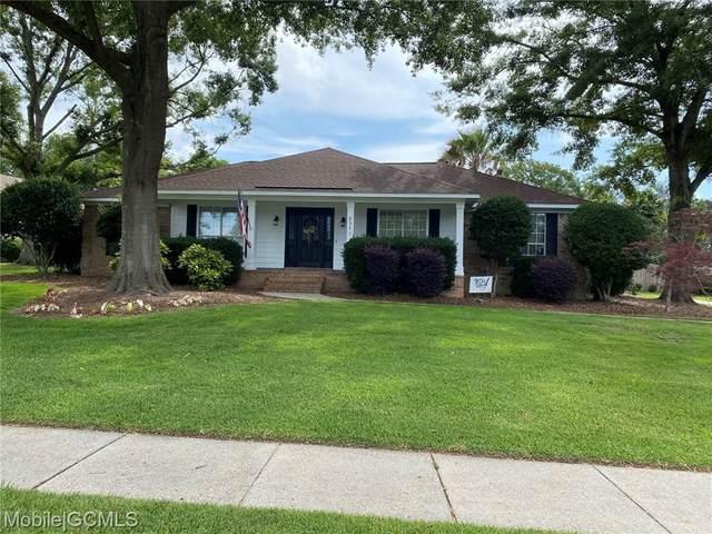 2371 Carrington Drive, Mobile, AL 36695 (MLS #652916) :: Elite Real Estate Solutions