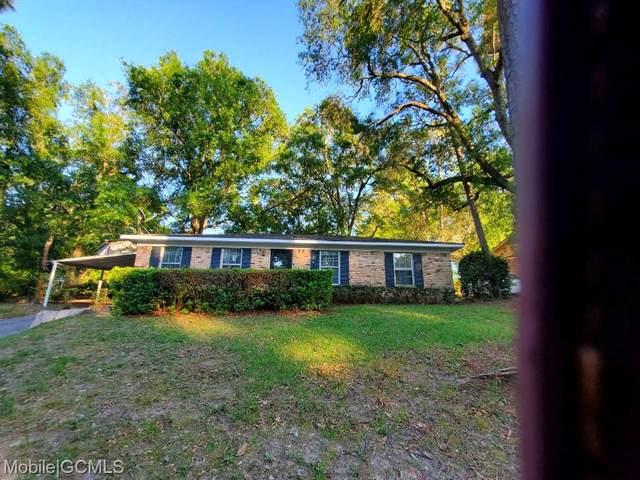 509 Woodlore Drive, Chickasaw, AL 36611 (MLS #652948) :: JWRE Powered by JPAR Coast & County