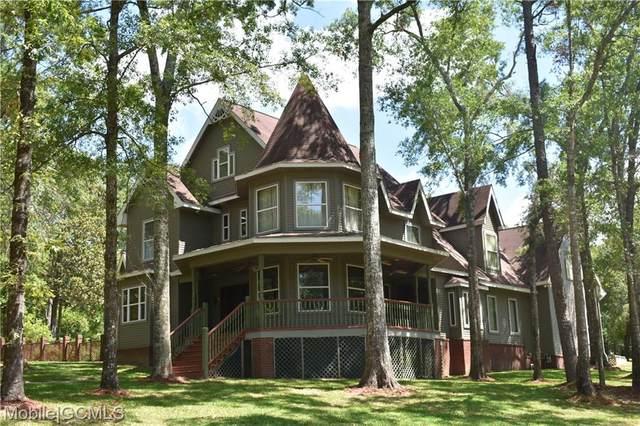 2950 Nic Lib Lane, Semmes, AL 36575 (MLS #652950) :: Elite Real Estate Solutions