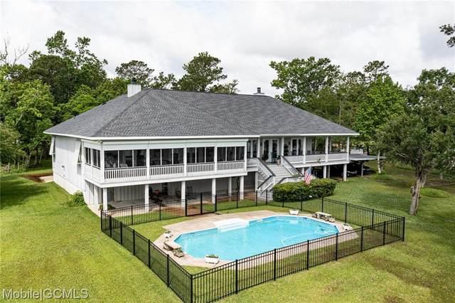 5285 Dog River Lane, Theodore, AL 36582 (MLS #652987) :: Berkshire Hathaway HomeServices - Cooper & Co. Inc., REALTORS®