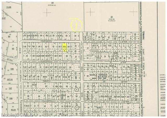 7215 14th Street, Mobile, AL 36608 (MLS #653016) :: Mobile Bay Realty