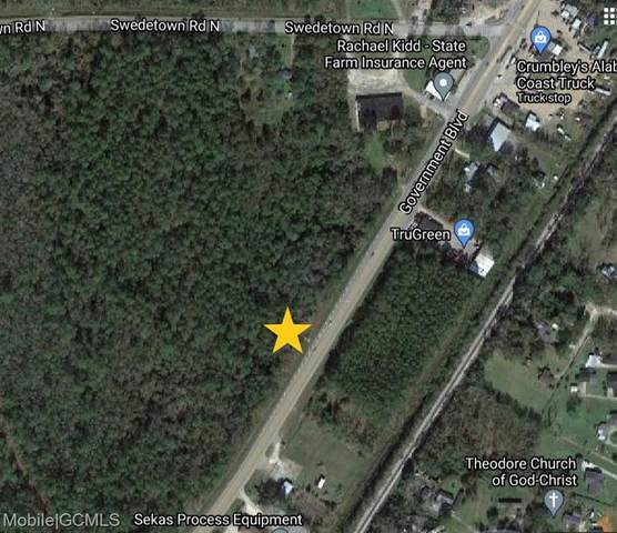 0 Highway 90, Theodore, AL 36582 (MLS #653052) :: Mobile Bay Realty