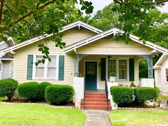 12 Mcphillips Avenue, Mobile, AL 36604 (MLS #653057) :: Berkshire Hathaway HomeServices - Cooper & Co. Inc., REALTORS®