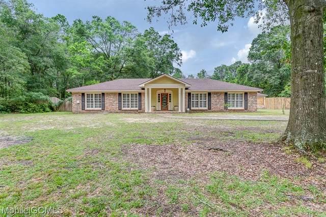 2324 Venetia Road, Mobile, AL 36605 (MLS #653093) :: Elite Real Estate Solutions