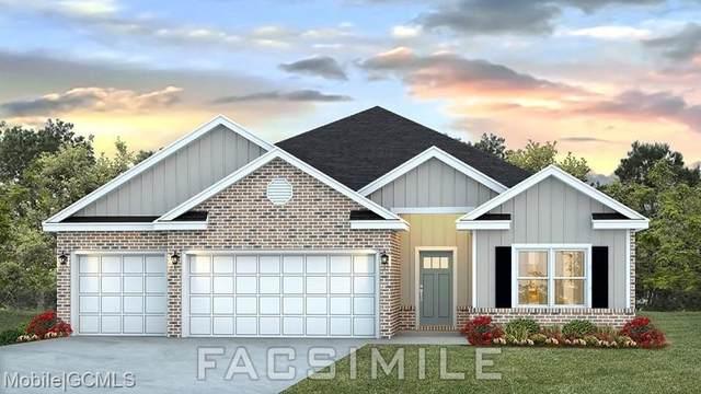 3365 Woodlands Drive, Saraland, AL 36571 (MLS #653101) :: JWRE Powered by JPAR Coast & County