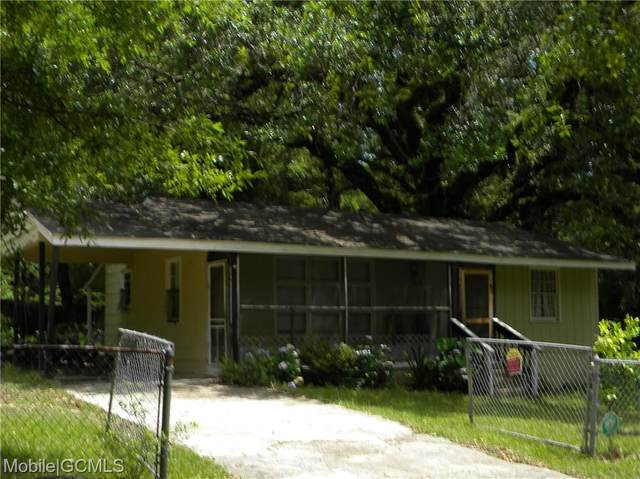 3854 Pickett Drive, Mobile, AL 36618 (MLS #653152) :: Mobile Bay Realty