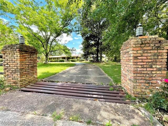 15161 Ward Road W, Wilmer, AL 36587 (MLS #653165) :: Mobile Bay Realty