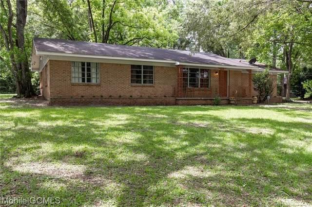 5201 Fairoak Drive E, Mobile, AL 36619 (MLS #653281) :: Elite Real Estate Solutions