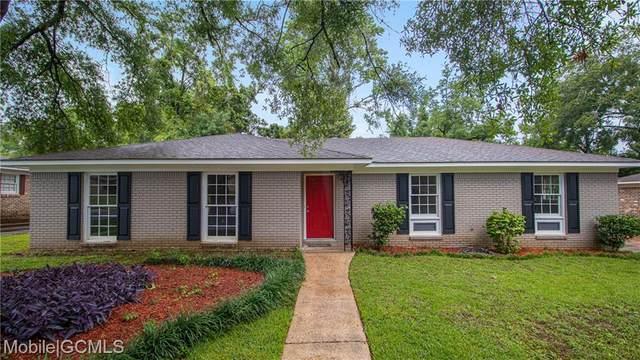 3366 Sherringham Drive, Mobile, AL 36609 (MLS #653297) :: Elite Real Estate Solutions