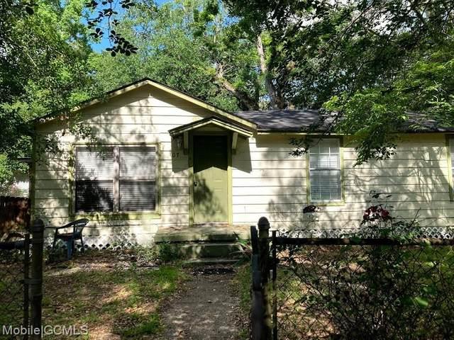 407 Kansas Street, Chickasaw, AL 36611 (MLS #653306) :: Mobile Bay Realty