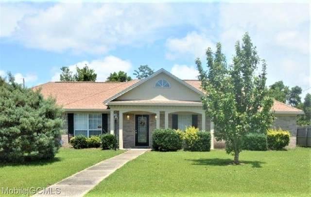 7805 Heaton Drive E, Theodore, AL 36582 (MLS #653323) :: Elite Real Estate Solutions