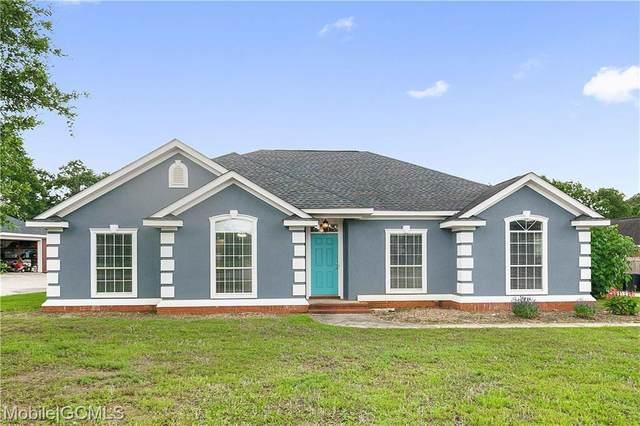 1015 Wakefield Drive, Mobile, AL 36695 (MLS #653392) :: Mobile Bay Realty