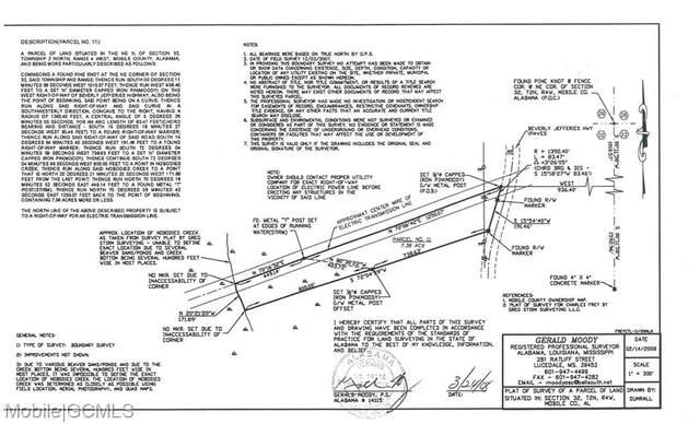 0 Beverly Jefferies Highway #11, Citronelle, AL 36522 (MLS #653454) :: Elite Real Estate Solutions