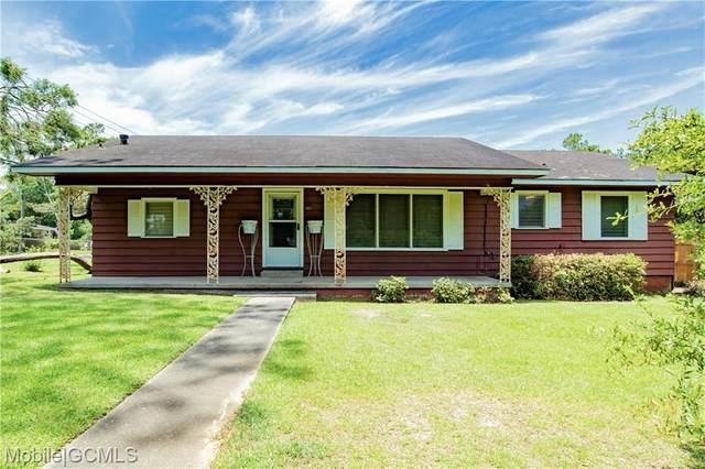 401 Myrtle Avenue, Fairhope, AL 36532 (MLS #653480) :: JWRE Powered by JPAR Coast & County
