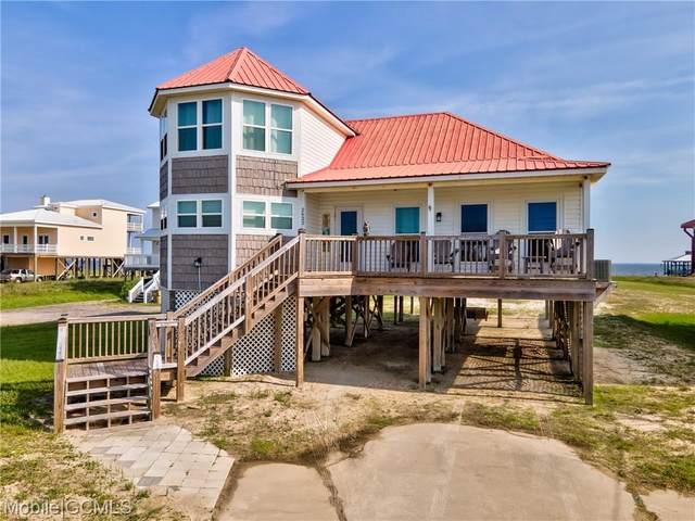 2622 Bridgeview Drive, Dauphin Island, AL 36528 (MLS #653483) :: Elite Real Estate Solutions