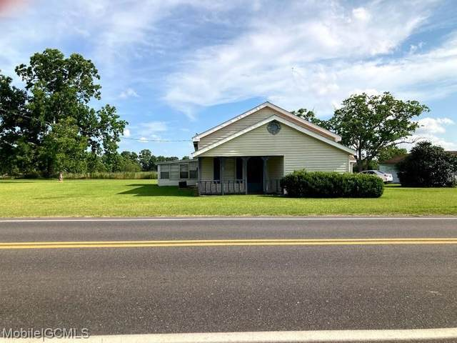 16796 Thompson Road, Loxley, AL 36551 (MLS #653504) :: Mobile Bay Realty