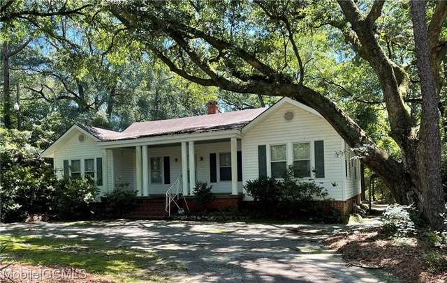 1102 Forest Hill Drive, Mobile, AL 36618 (MLS #653575) :: Berkshire Hathaway HomeServices - Cooper & Co. Inc., REALTORS®