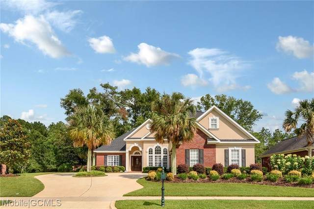 2516 Magnolia Grande Court, Mobile, AL 36618 (MLS #653582) :: Elite Real Estate Solutions