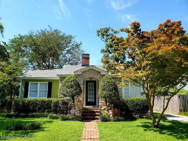 2408 Taylor Avenue, Mobile, AL 36606 (MLS #653608) :: Mobile Bay Realty