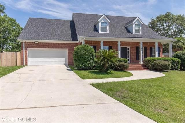 9533 Bridgeton Court, Mobile, AL 36695 (MLS #653611) :: Elite Real Estate Solutions