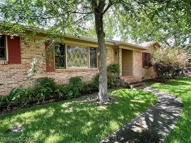 4368 Nicholl Drive, Mobile, AL 36619 (MLS #653640) :: Elite Real Estate Solutions