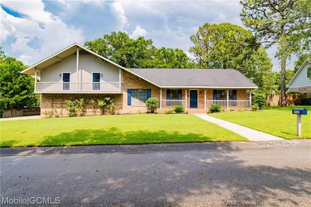 2925 Patrician Place, Mobile, AL 36695 (MLS #653642) :: Elite Real Estate Solutions
