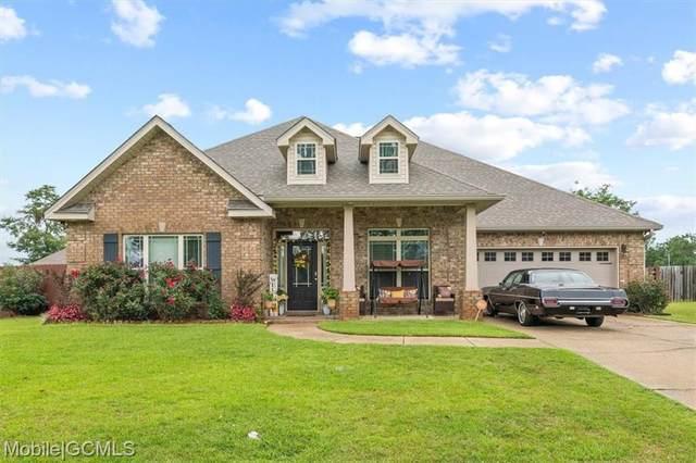 2231 Wintergreen Drive, Semmes, AL 36575 (MLS #653661) :: Elite Real Estate Solutions