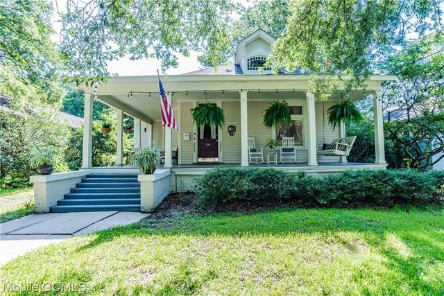 24 Hannon Avenue, Mobile, AL 36604 (MLS #653682) :: Elite Real Estate Solutions