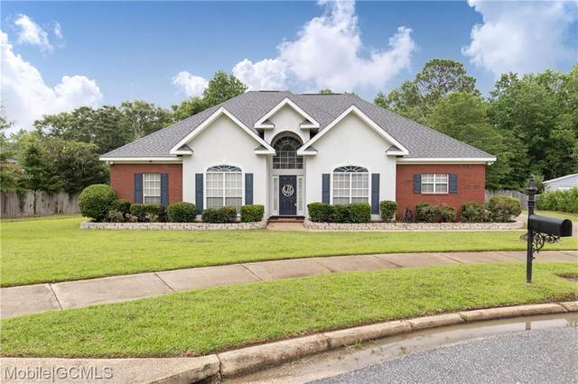 2771 Shanandoah Court E, Mobile, AL 36695 (MLS #653700) :: Elite Real Estate Solutions