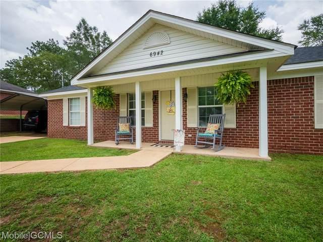 6942 Richard Lane, Eight Mile, AL 36613 (MLS #653717) :: Elite Real Estate Solutions