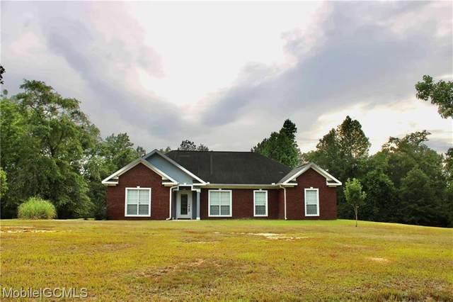 7667 Highway 45, Mobile, AL 36613 (MLS #653722) :: Elite Real Estate Solutions