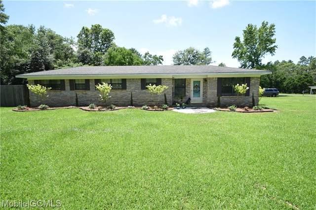 12021 Homestead Avenue, Grand Bay, AL 36541 (MLS #653765) :: Elite Real Estate Solutions