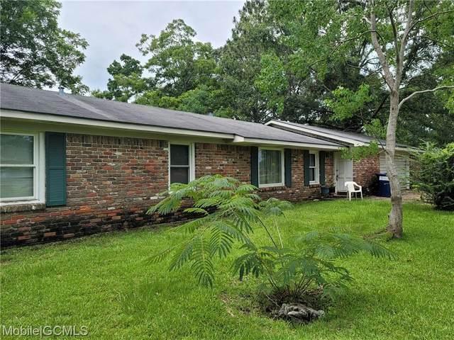 6737 Lott Road, Semmes, AL 36575 (MLS #653777) :: Elite Real Estate Solutions