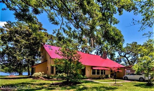 5700 Heritage Lane, Bon Secour, AL 36511 (MLS #653793) :: Berkshire Hathaway HomeServices - Cooper & Co. Inc., REALTORS®