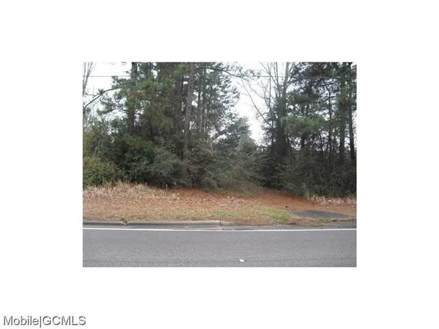 8411 Moffett Road, Semmes, AL 36575 (MLS #653804) :: Elite Real Estate Solutions