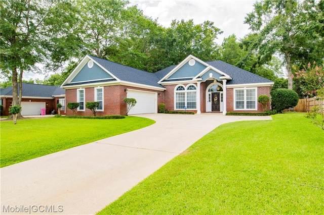 8858 Augusta Court, Mobile, AL 36695 (MLS #653816) :: Elite Real Estate Solutions