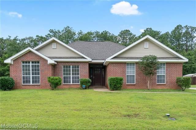 5205 Sweetbriar Lane, Eight Mile, AL 36613 (MLS #653835) :: Elite Real Estate Solutions