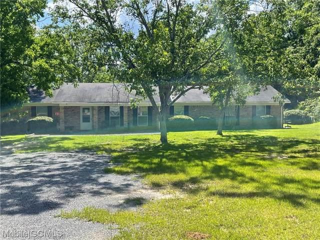 8065 Lott Road, Wilmer, AL 36587 (MLS #653868) :: Elite Real Estate Solutions