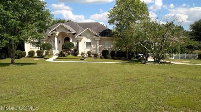 2640 Meadow Lake Road, Semmes, AL 36575 (MLS #653884) :: Elite Real Estate Solutions