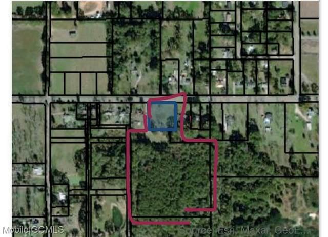 8735 State Street, Citronelle, AL 36522 (MLS #653885) :: Elite Real Estate Solutions
